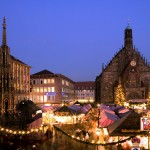 Nuremberg Christmas travel image