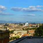 Overlooking Rome travel image