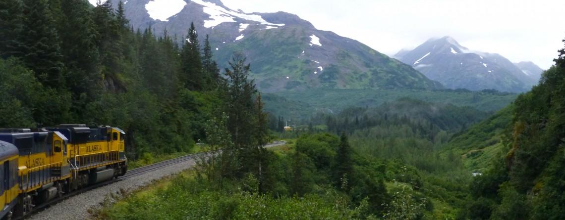 Alaska Cruise & Rail