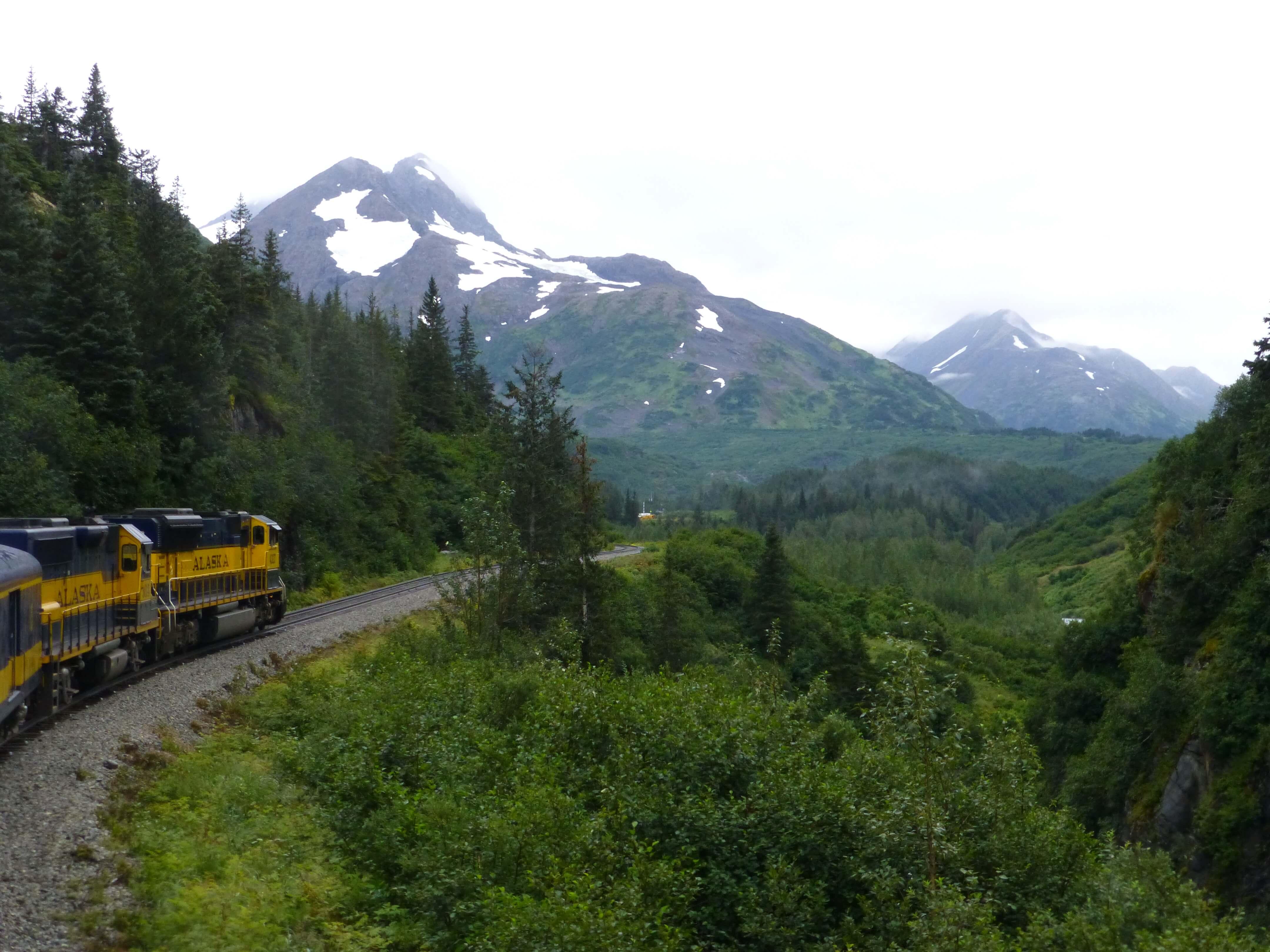 Custom Alaska Tours