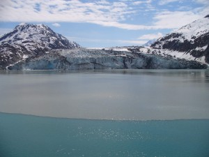 Glacier Bay - Part of the Alaska Denali National Park cruise tour experience