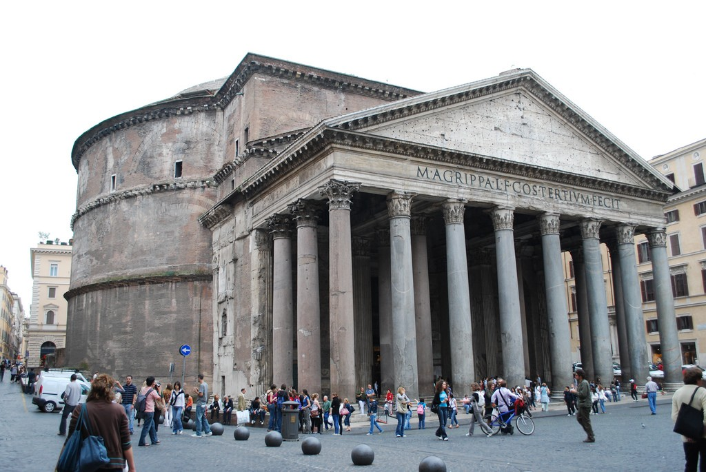 Pantheon - Places in Italy - Italy Cities